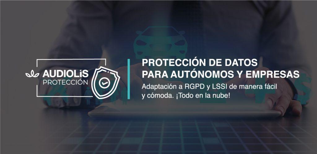 servicio protección de datos