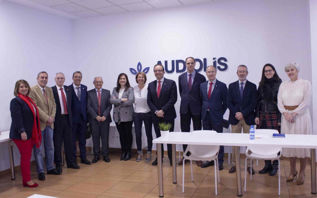 Éxito en el encuentro anual de graduados sociales de Málaga
