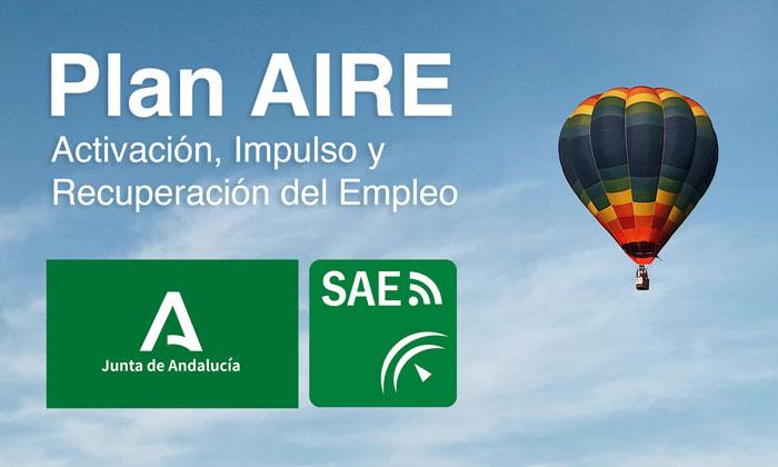 Plan Aire: 19.000 contratos a partir de septiembre para desempleados andaluces