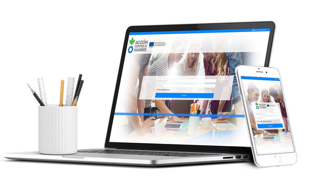 personalización campus virtual