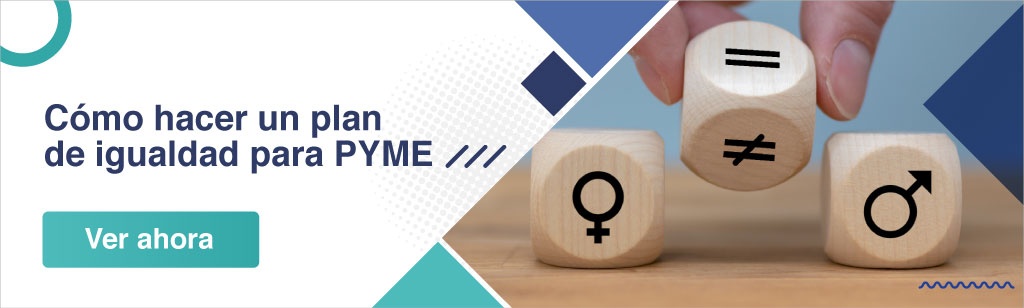 Como hacer un Plan de igualdad para pyme