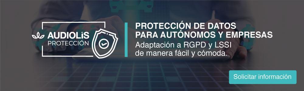 Protección de datos para empresas y autónomos