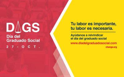 El 27 de octubre se convertirá en el Día del Graduado Social