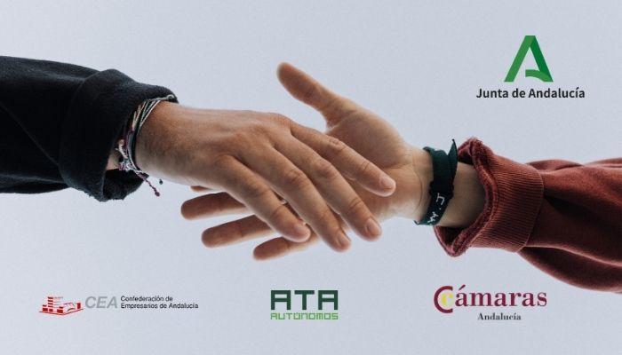 Plan de apoyo a pymes y autónomos de Andalucía