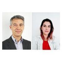 Mario Rodríguez y Yudith Gil