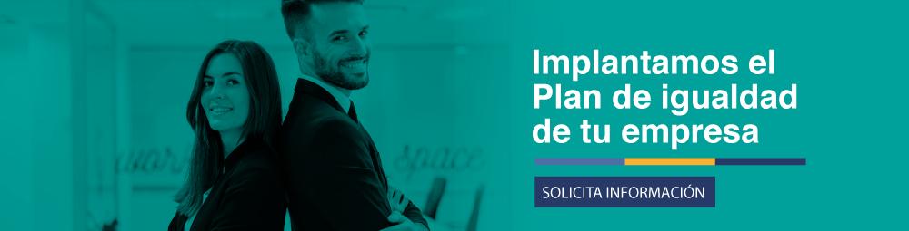 Implantamos Plan de Igualdad en tu empresa