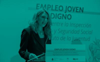 Convenio entre Inspección de Trabajo y el INJUVE para combatir precariedad y temporalidad laboral en los jóvenes