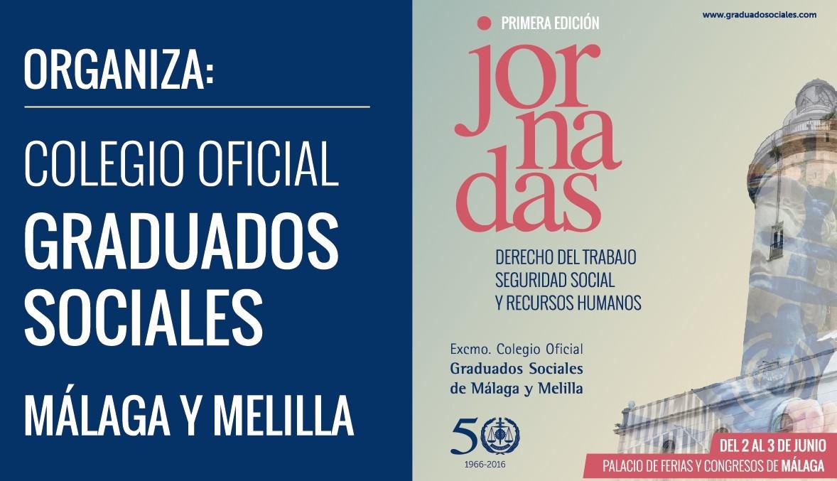 Jornadas Jurídicas Colegio Graduados Sociales de Málaga